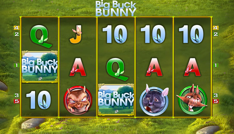 big buck bunny casino