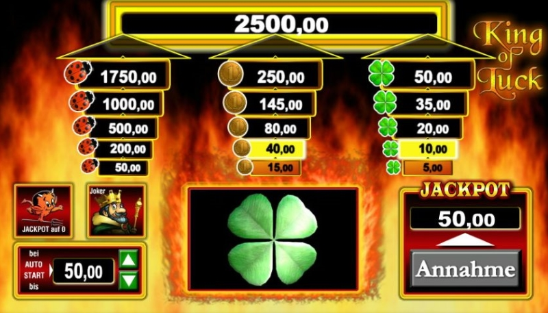 top online casino spielen king