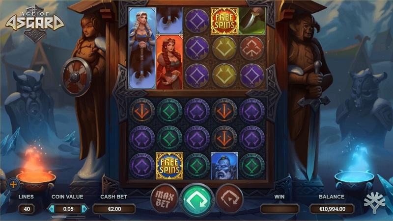 Spiele Sons Of Asgard - Video Slots Online